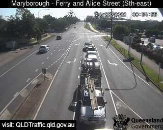 Ferry Street & Alice Street, QLD (SouthEast), QLD