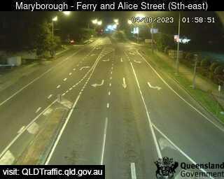 Ferry Street & Alice Street