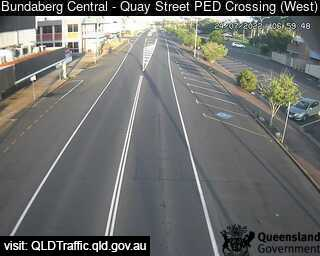 Quay Street Pedestrian Crossing, QLD (SouthWest), QLD