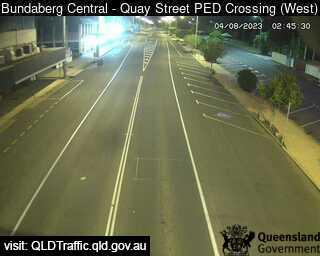 Quay Street Pedestrian Crossing, QLD (SouthWest), QLD