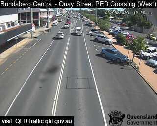 Quay Street Pedestrian Crossing