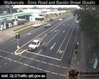 Sims Road & Barolin Street