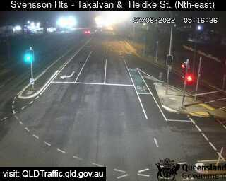 Webcam at Takalvan Street and Heidke Street Svensson Heights