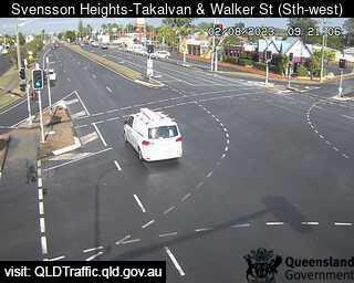 Takalvan Street & Walker Street