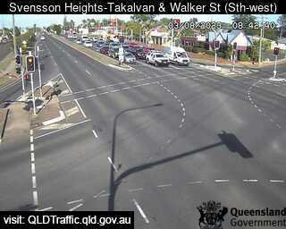 Takalvan Street & Walker Street, QLD (SouthWest), QLD