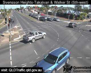 Takalvan Street & Walker Street, QLD